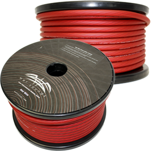 Wet Wire Spooled Wire Marine Audio Wire